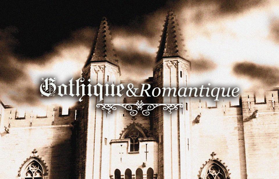 gothique et romantique