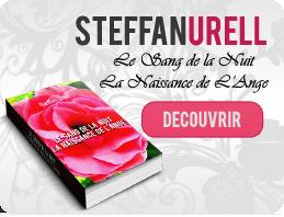 le sang de la nuit, la naissance de l'ange, decouvrez le dernier roman de Steffan Urell