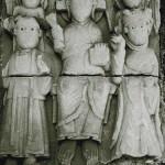 Des saints se tenant la main